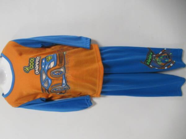 Piżama Dziecięca 002 MIX KOLOR 98-140