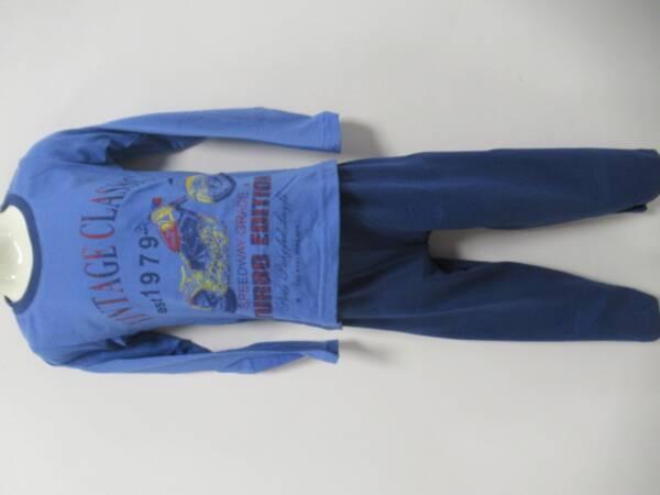 Piżama Dziecięca 3046 MIX KOLOR 86-122