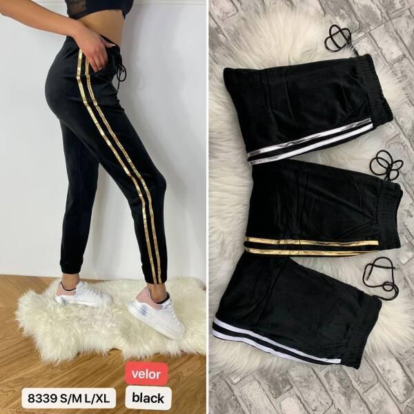 Spodnie Damskie 8339  1 KOLOR S/M-L/XL