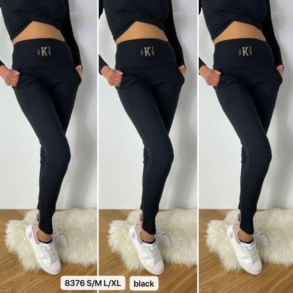 Spodnie Damskie 8062 1 KOLOR S/M-L/XL