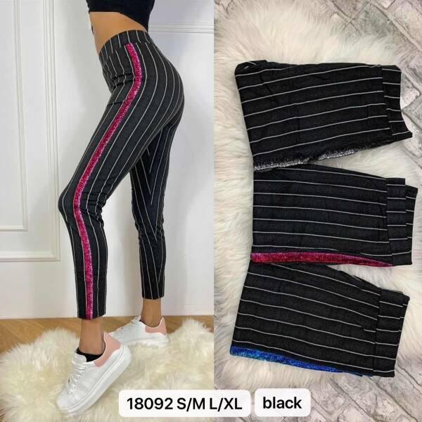Spodnie Damskie 18092 1 KOLOR S/M-L/XL
