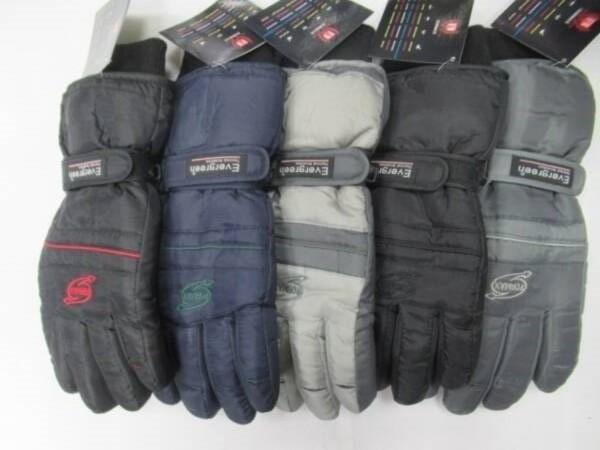 Rękawiczki Męskie EO3534 MIX KOLOR M-2XL 3