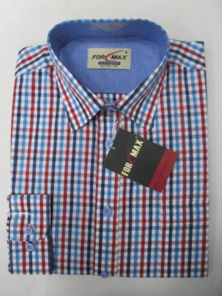 Koszula Męska Długi Rękaw FV053E(FV3-15) 1 KOLOR 39-46