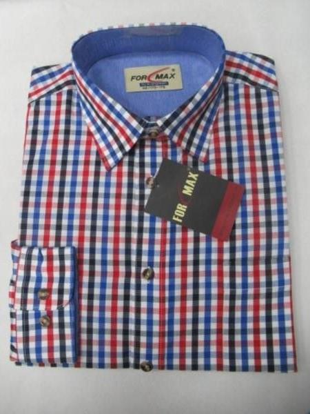 Koszula Męska Długi Rękaw FV053E(FV3-18) 1 KOLOR 39-46