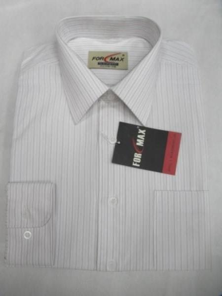 Koszula Męska Długi Rękaw TO21(TSM4-28) 1 KOLOR 38-46