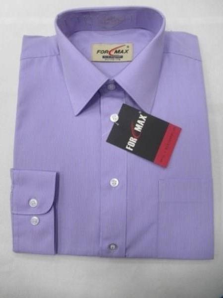 Koszula Męska Długi Rękaw E020(ESM6-6) 1 KOLOR 38-46