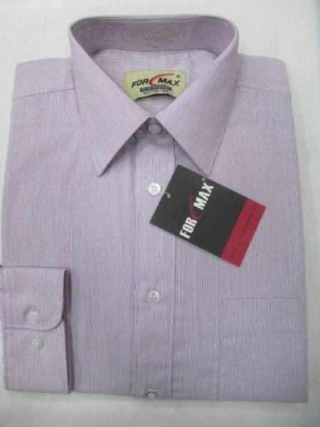 Koszula Męska Długi Rękaw E020(ESH6-11) 1 KOLOR 38-46 1