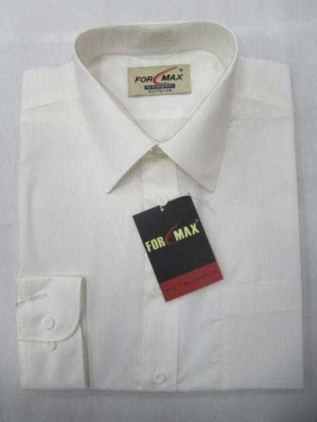Koszula Męska Długi Rękaw SN016(TN-13) 1 KOLOR 38-46