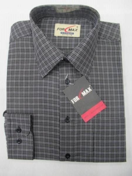 Koszula Męska Długi Rękaw E020(ESH6-14) 1 KOLOR 38-46