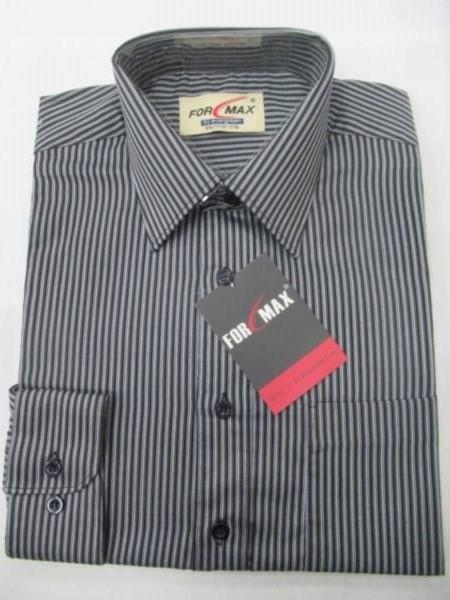 Koszula Męska Długi Rękaw E020(ESH2-1A) 1 KOLOR 38-46