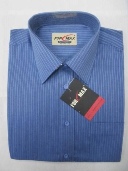 Koszula Męska Długi Rękaw T032(TSH4-32) 1 KOLOR 38-46