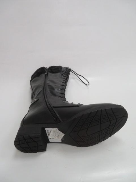 Kozaki Damskie 912, Black, 36-41 4