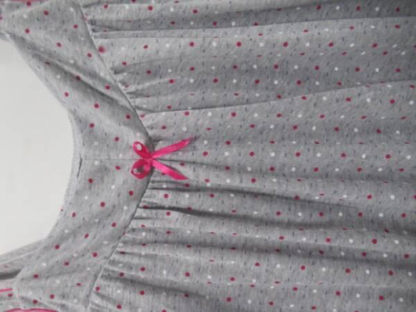 Koszula Nocna Damska V1571  MIX KOLOR M-3XL