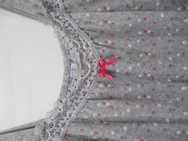 Koszula Nocna Damska V1521 1 KOLOR M-3XL