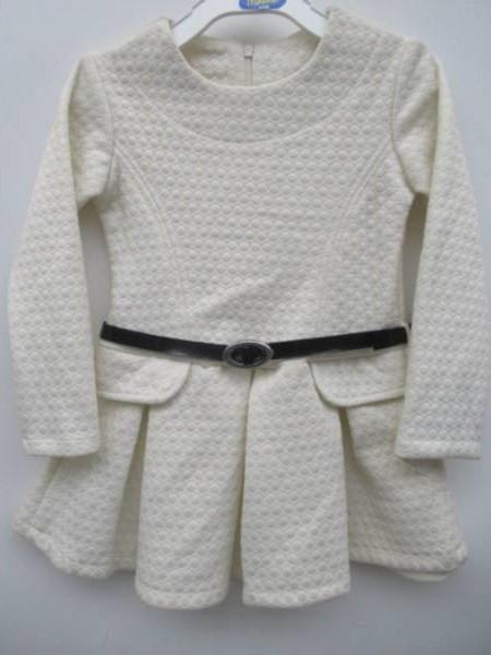 Sukienka Dziewczęca F8090 1 KOLOR 122-152