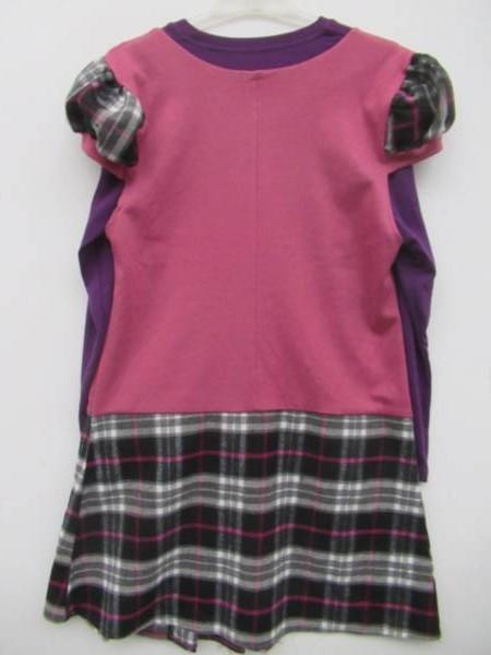 Sukienka Dziewczęca HB141 1 KOLOR 122-152