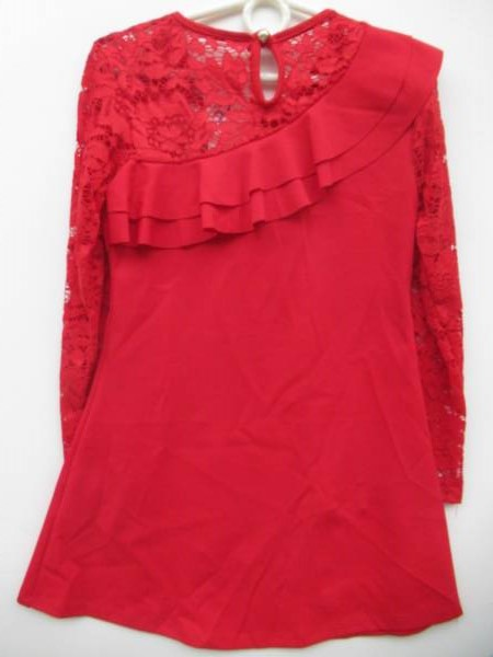 Sukienka Dziewczęca F8132 1 KOLOR 122-152