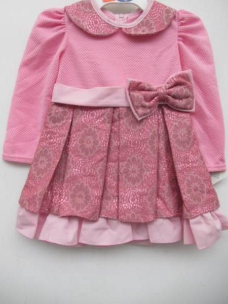 Sukienka Dziewczęca F8221 1 KOLOR 98-128