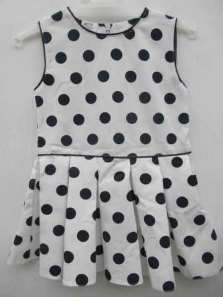 Sukienka Dziewczęca F8234 1 KOLOR 98-140
