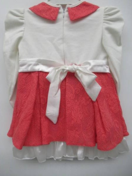 Sukienka Dziewczęca F8242 1 KOLOR 98-128