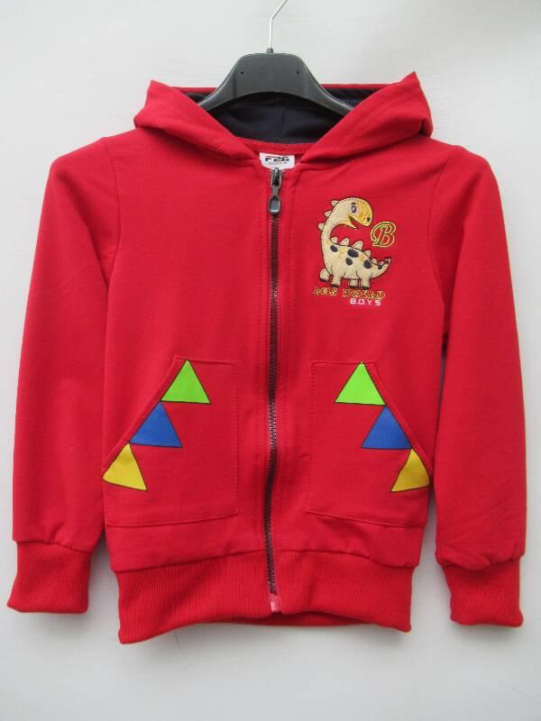 Bluza Dziecięca 01249 MIX KOLOR 3-8