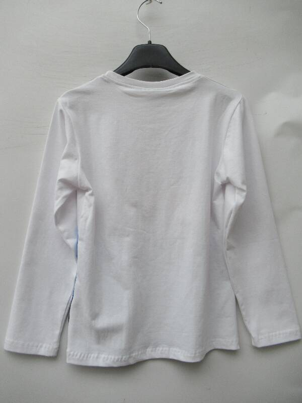 Bluzka Dziecięca 01322A MIX KOLOR 4-12