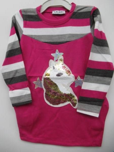 Sukienka Dziecięca F8481 MIX KOLOR 116-140