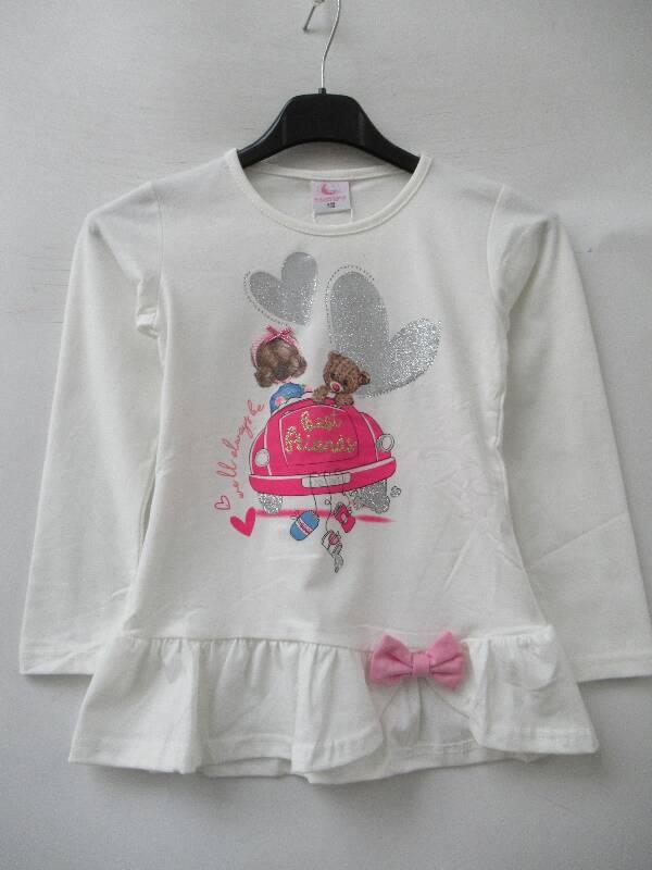 Bluza Dziecięca 01337A MIX KOLOR 1-5