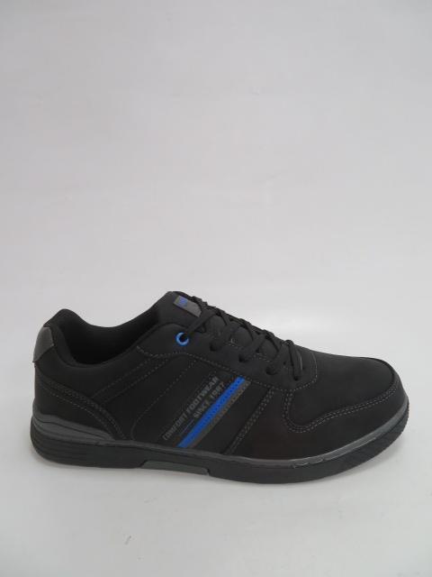 Buty Sportowe Męskie MXC 8139,  Black/Blue, 41-46