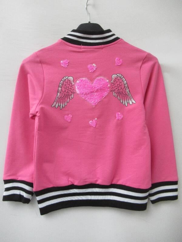Bluza Dziecięca NY22 MIX KOLOR 4-12 2