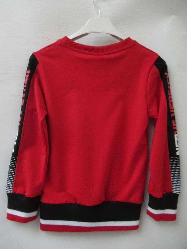 Bluza Dziecięca 01224A MIX KOLOR 4-12