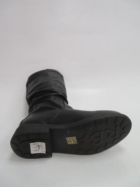 Kozaki Damskie ST32, Black, 36-41 4