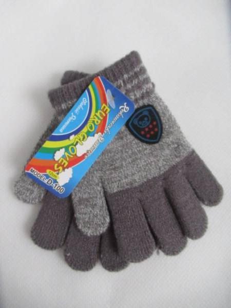 Rękawiczki Dziecięce D100 MIX KOLOR 12CM 1