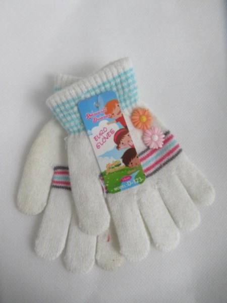 Rękawiczki Dziecięce D123 MIX KOLOR 14CM 1