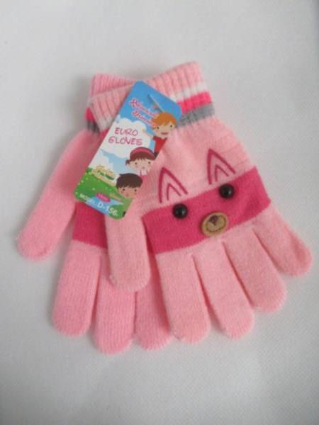 Rękawiczki Dziecięce D156 MIX KOLOR 15CM 1