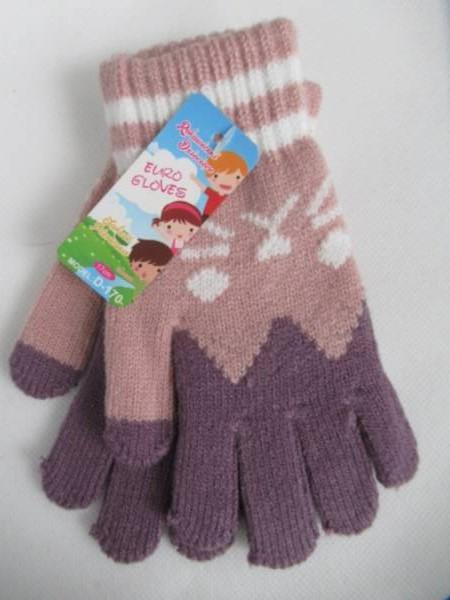 Rękawiczki Dziecięce D170 MIX KOLOR STANDARD 1