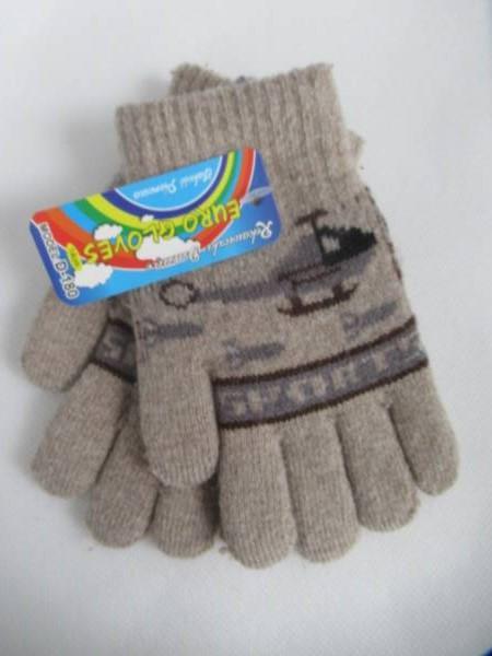 Rękawiczki Dziecięce D180 MIX KOLOR 14CM 1