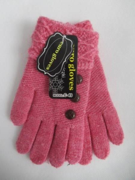 Rękawiczki Damskie C49 MIX KOLOR STANDARD 1