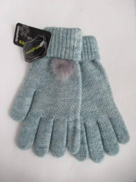 Rękawiczki Damskie C51 MIX KOLOR STANDARD 1