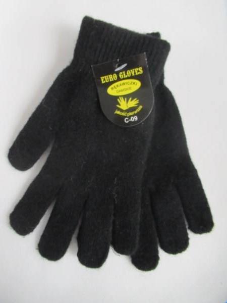 Rękawiczki Damskie C09 1 KOLOR STANDARD 1