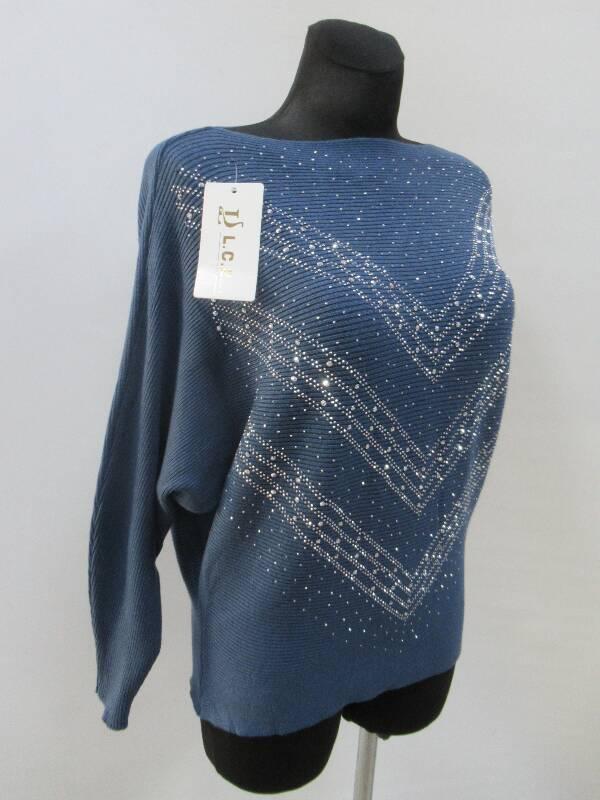 Sweter Damski 6638 MIX KOLOR M/L-XL/2XL 2