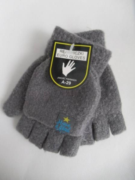 Rękawiczki Męskie A29 MIX KOLOR STANDARD