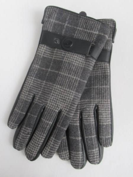Rękawiczki Męskie E6 1 KOLOR L-XL