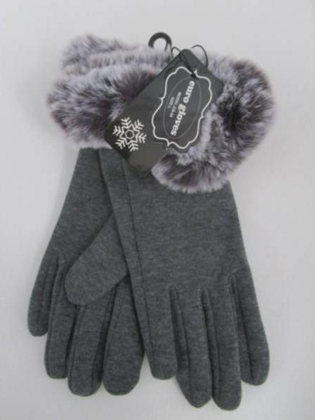 Rękawiczki Damskie CB60 MIX KOLOR M-L 1