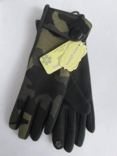 Rękawiczki Damskie CB15 MIX KOLOR M-L 1