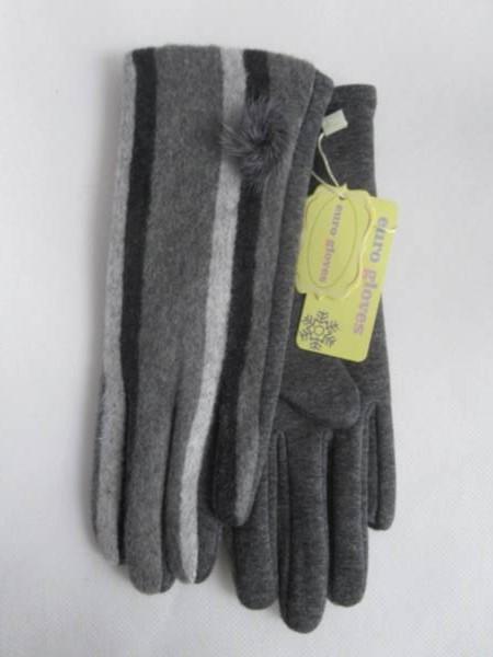 Rękawiczki Damskie CB25 MIX KOLOR M-L 1