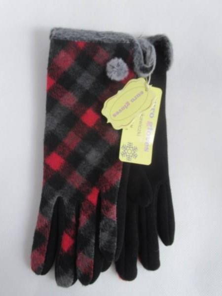 Rękawiczki Damskie CE6 MIX KOLOR M-L 1