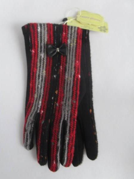 Rękawiczki Damskie CB10 MIX KOLOR M-L 1