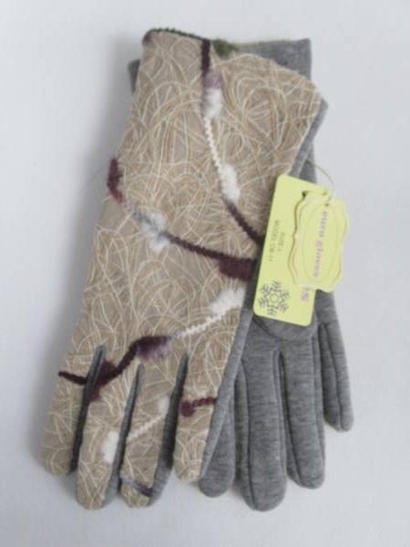 Rękawiczki Damskie CB11 MIX KOLOR M-L 1
