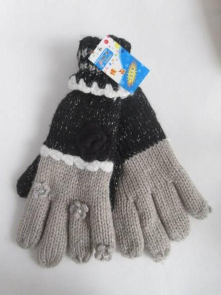 Rękawiczki Damskie F9461 MIX KOLOR STANDARD